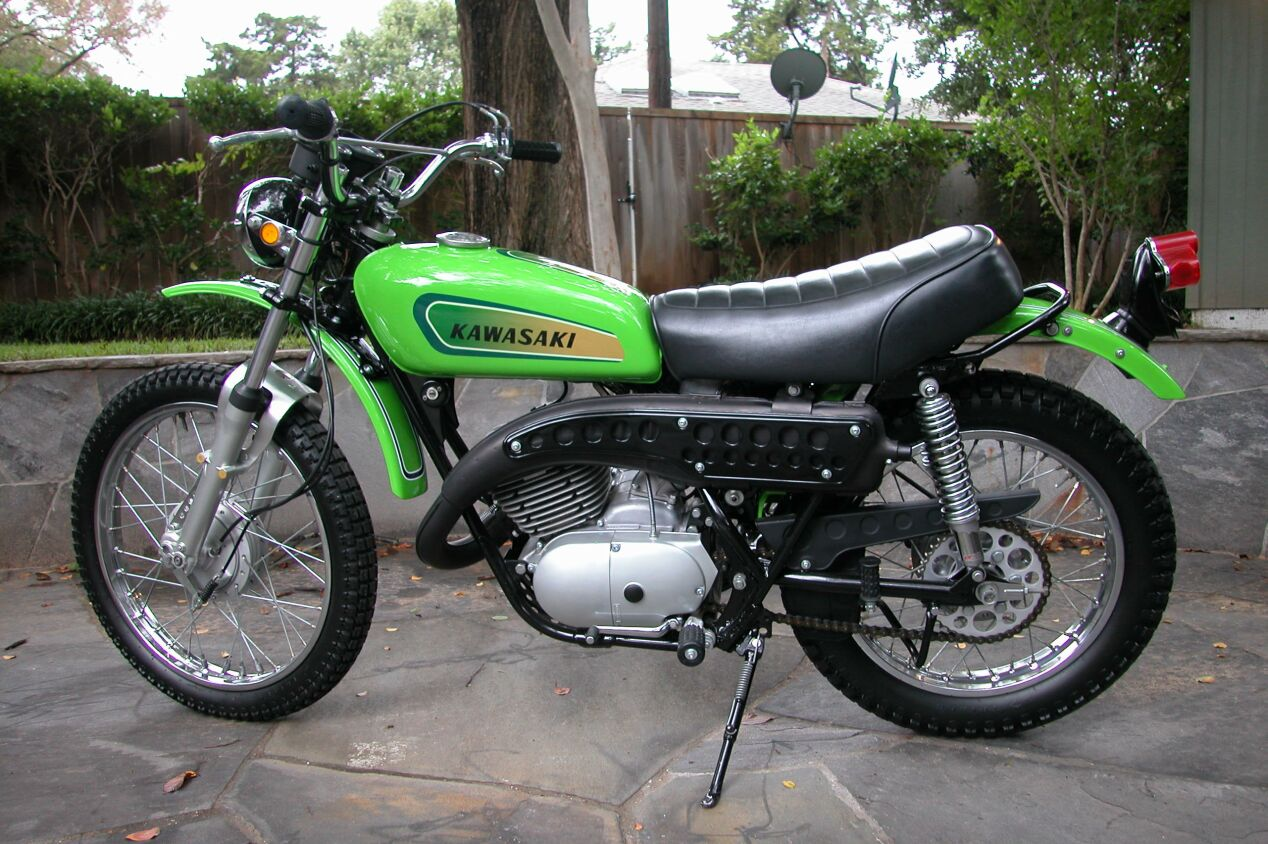 Kawasaki  Bighorn For Sale