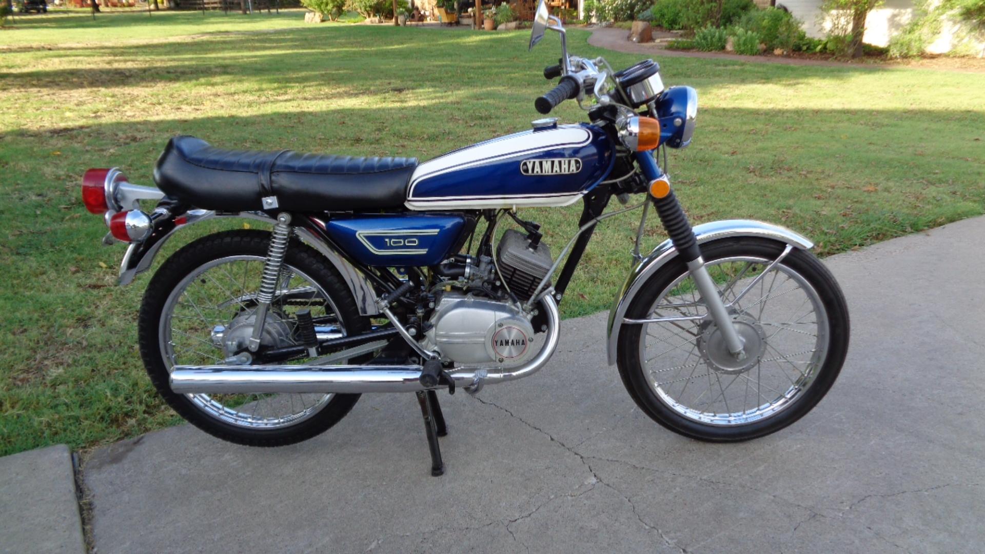 Yamaha Ls Cc Twin
