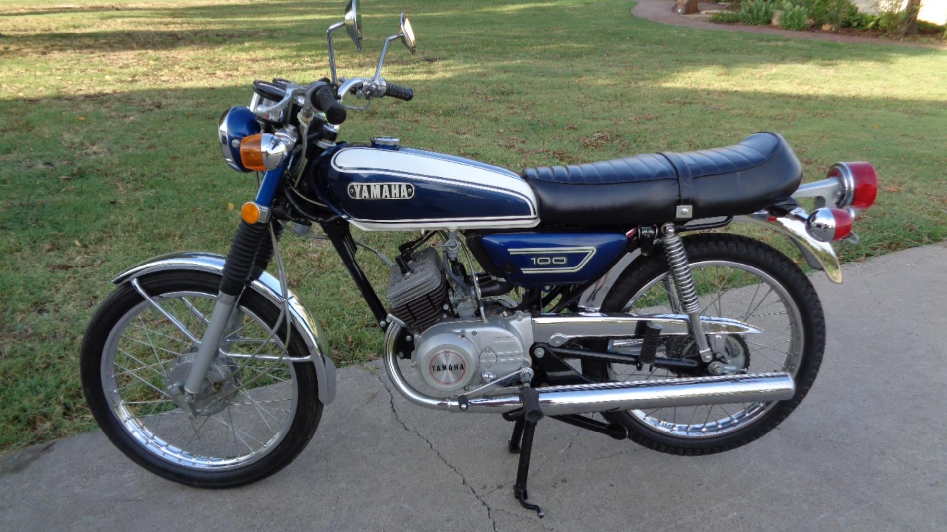 Yamaha Ls